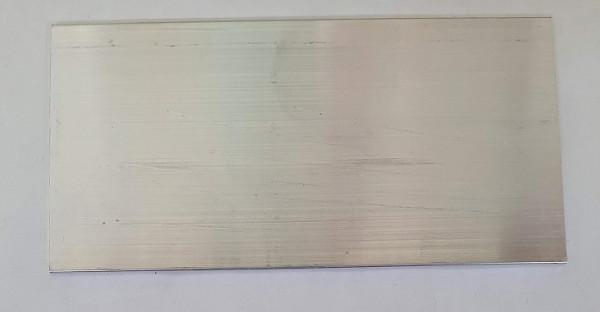Flat Anode - Aluminum Anode 100x50x2 mm