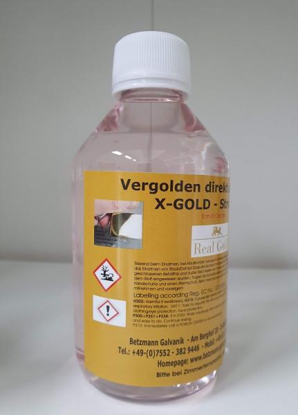 X-Gold Goldstrike 4 Gramm / Liter