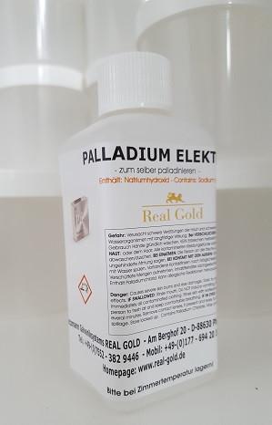 Palladium 10 Gramm / Liter