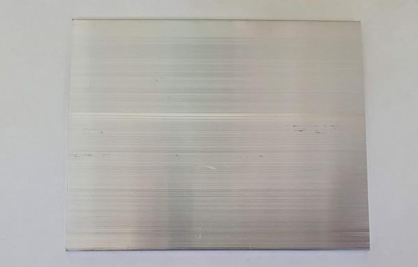 Flat Anode - Aluminum Anode 100x80x3 mm