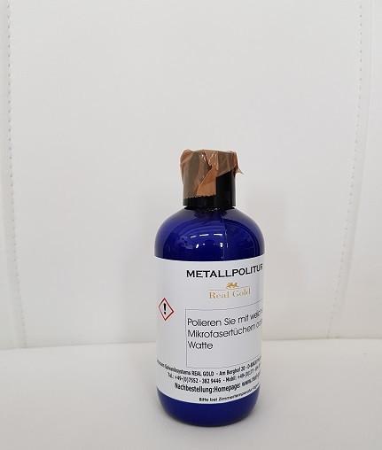 Metallpoliermittel
