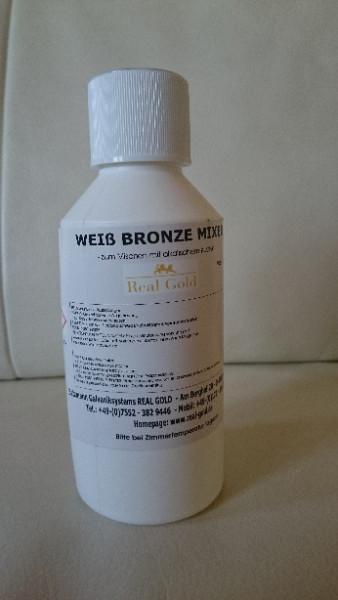 Weiß Bronze Mixer